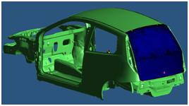 Quality process vehicle