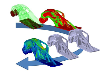 Will 3d Printing And Topology Optimization Revolutionize