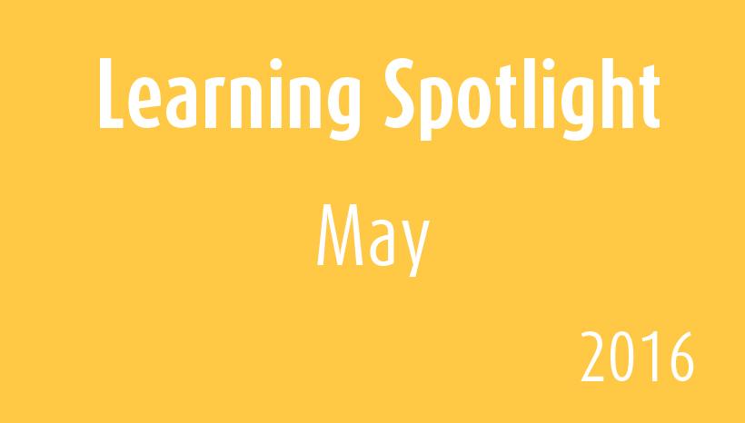 Learning Spotlight_May