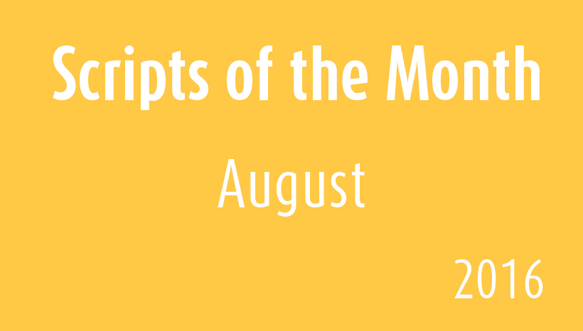 Scripts-August2016