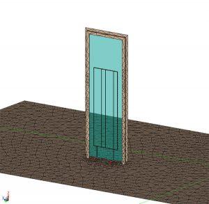 Windscreen Method Model