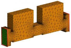 Ku-band waveguide filter