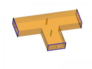 T-junction.