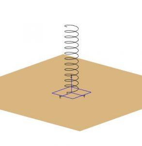 single helix